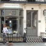 Peggy Porschen alrededores Mungo & Maud Elizabeth Street Belgravia