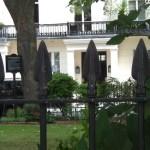 Peggy Porschen alrededores Belgravia Gardens