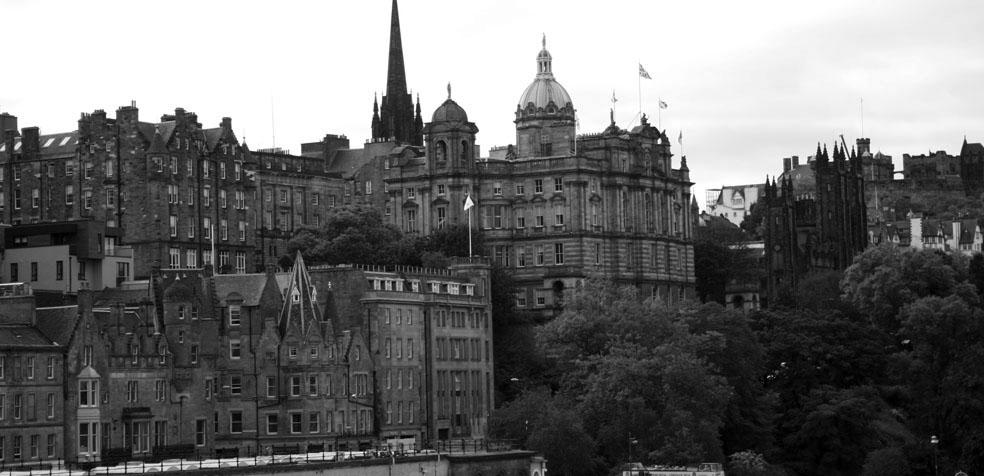 Festival de teatro de Edimburgo vistas
