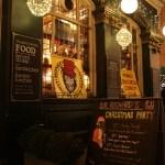 Un pub en Belsize Park