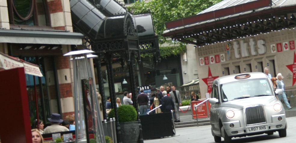 Musicales en Londres Tkts