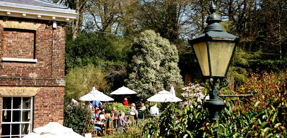 Hampstead Heath Café
