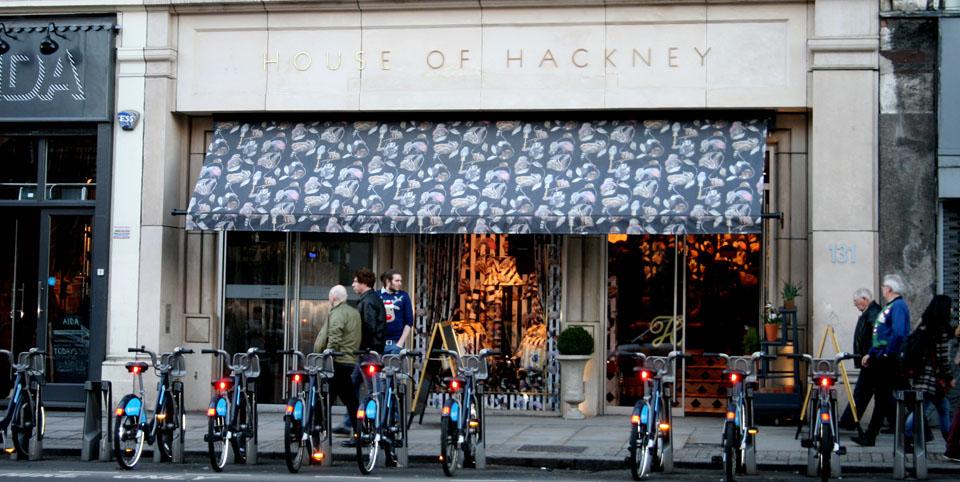 Tiendas de decoración de Londres House of Hackney