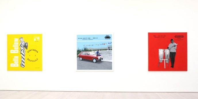Saatchi gallery de Londres cuadros