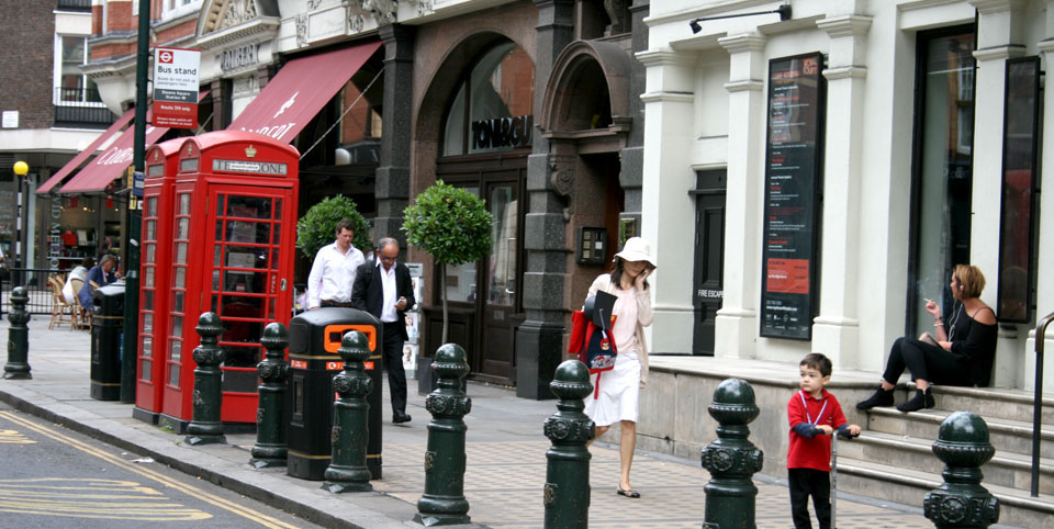 Saatchi gallery de Londres Sloane Square