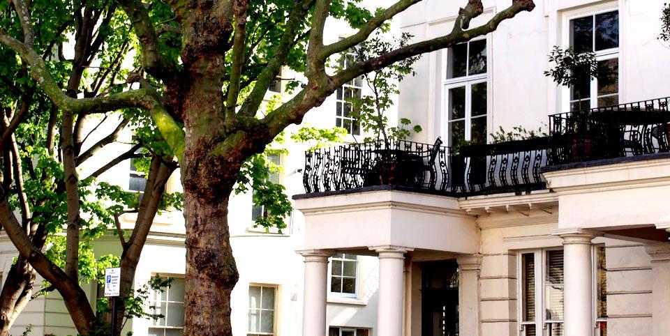 Maida Vale casas