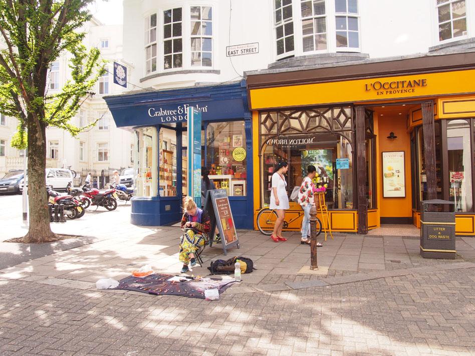 Brighton 12 cosas que puedes hacer east street