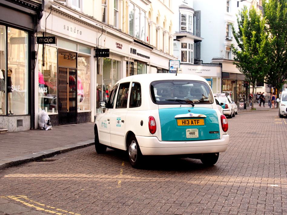Brighton 12 cosas que puedes hacer taxi