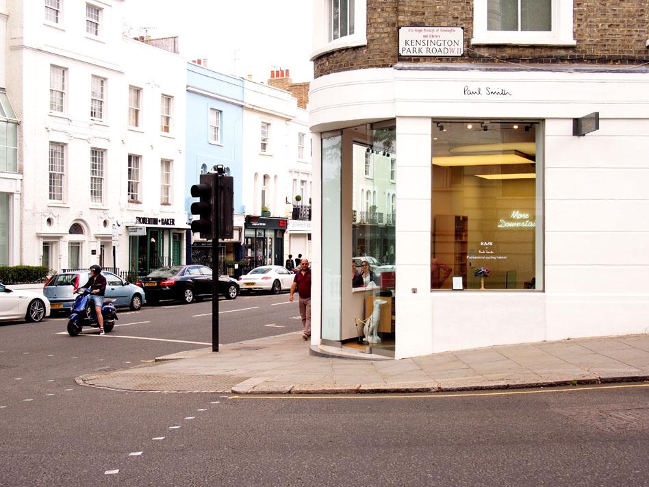 Qué ver en Notting Hill kensington park road