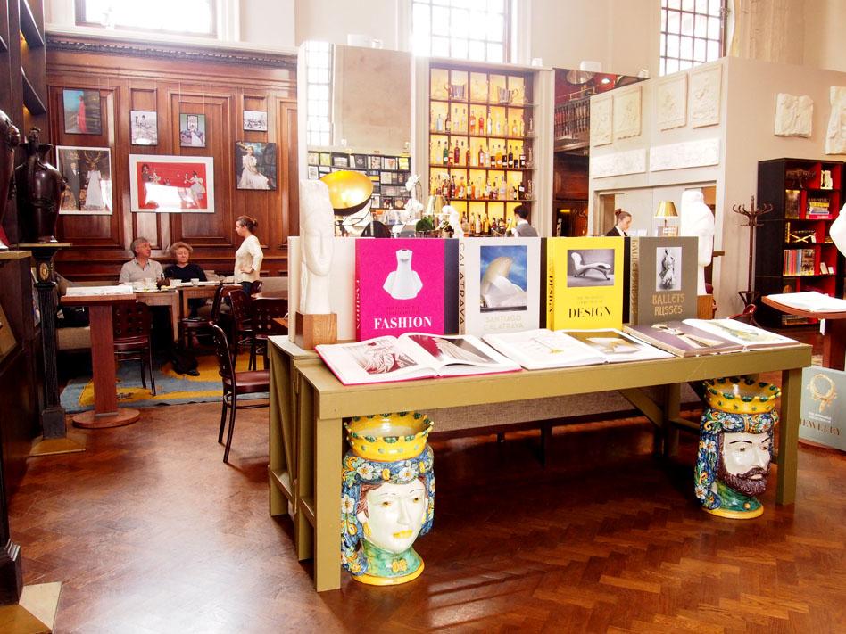 Las mejores librerías de Londres Assouline