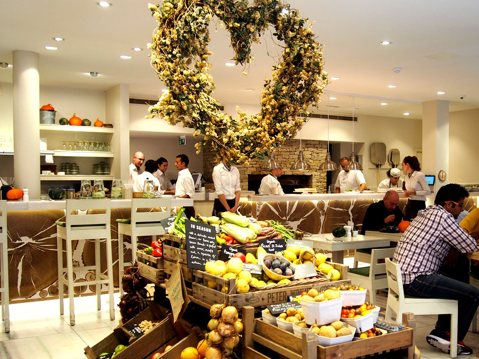 Tiendas delicatessen de Marylebone daylesford