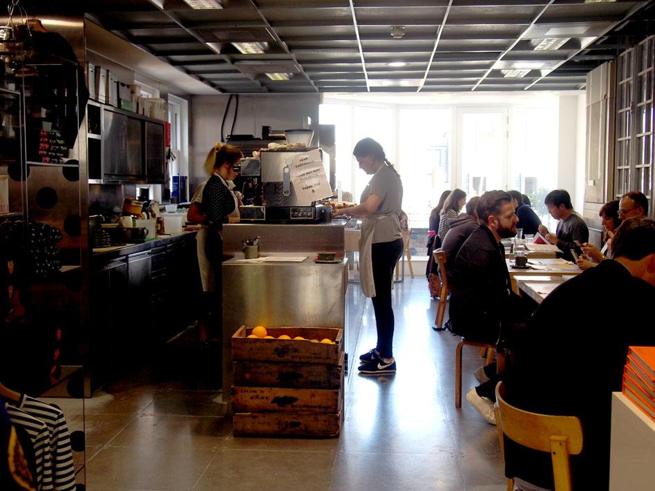Dover Street Market café