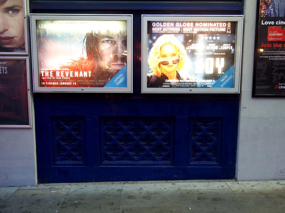 Cine con subtítulos en Londres pelis