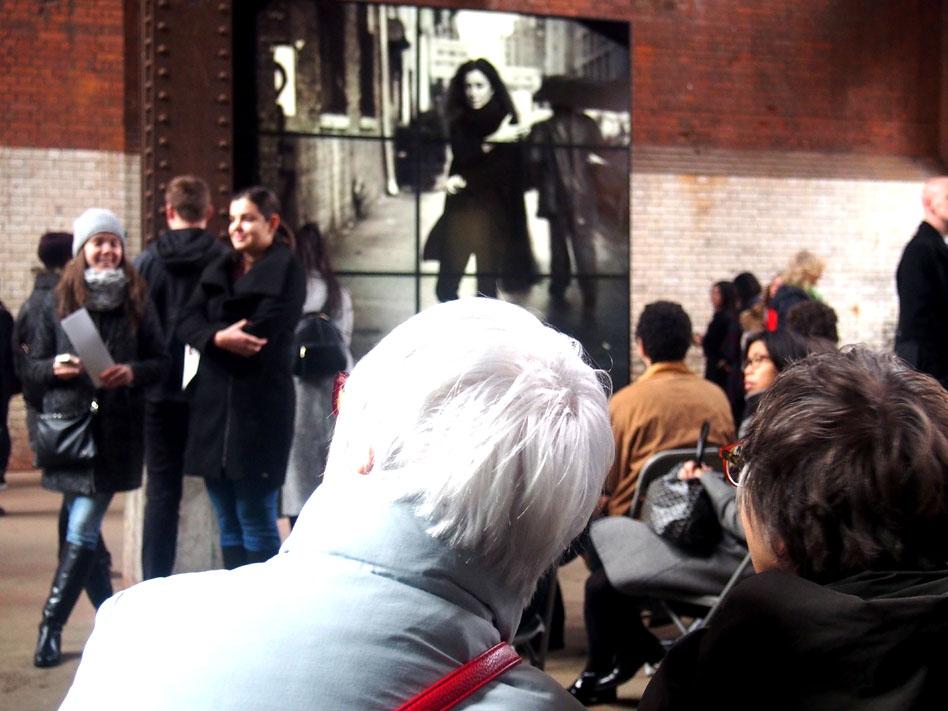 Annie Leibovitz en Londres gente