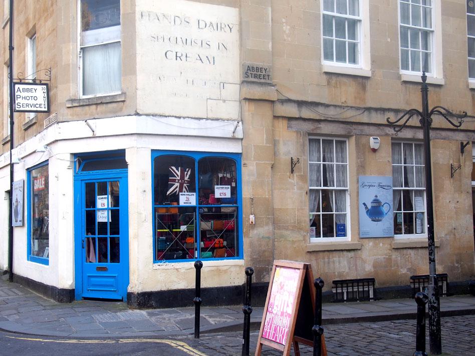 qué ver en Bath el centro