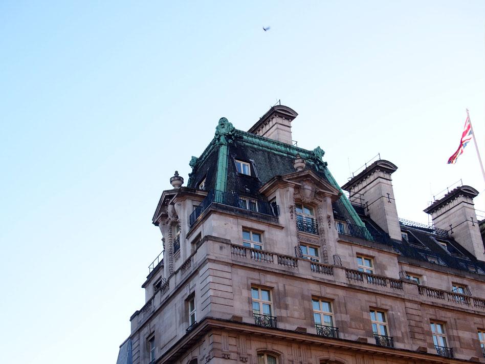 Piccadilly lugares que ver Hote Ritz