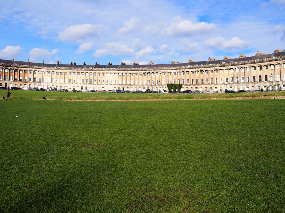 Lo mejor de Bath The Royal Crescent