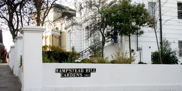 Aniversario del blog Hampstead