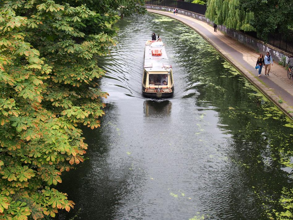 Regents PArk 10 cosas que ver regent's canal