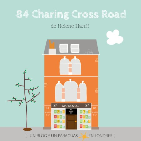 84 Charing Cross Road Dibujo