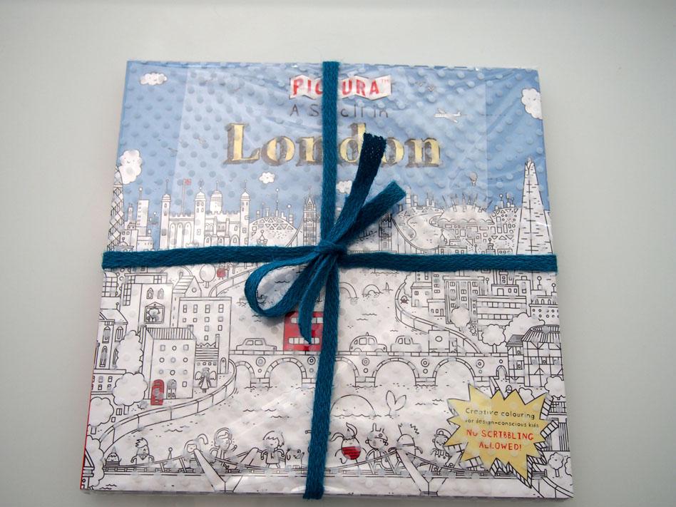 Envolver regalos para niños cinta