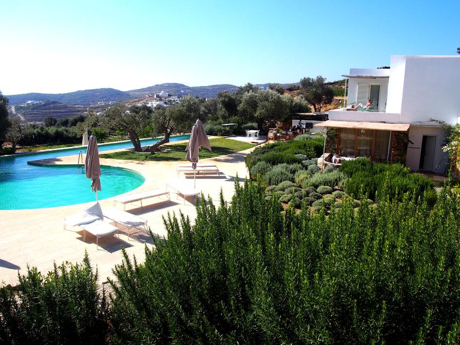Viaje a Grecia hotel Kamaroti