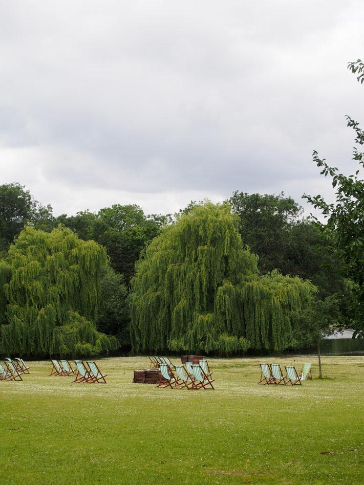 Regents Park 10 cosas que ver Tumbonas