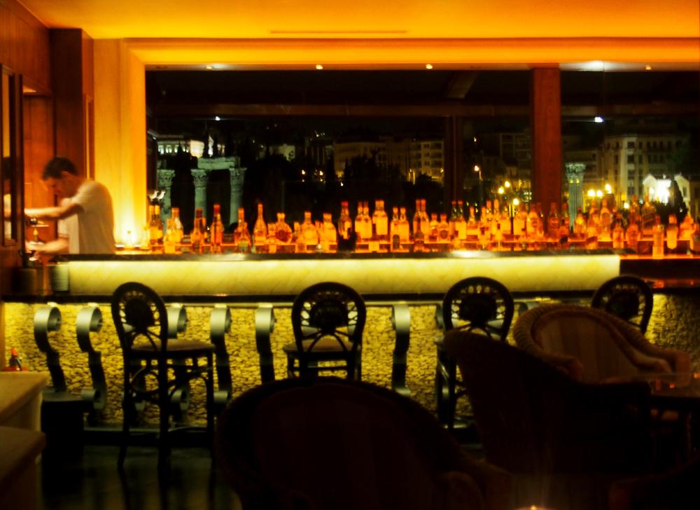 Bar hotel Atenas