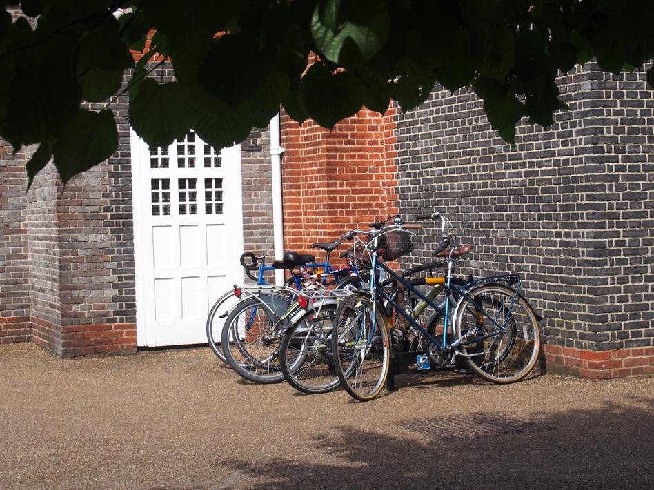 Serpentine Gallery Pavilion 2016 Bicis