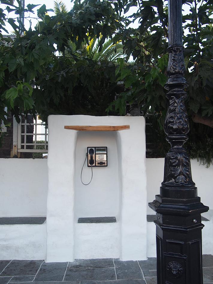 Sifnos en Grecia Artemonas teléfono