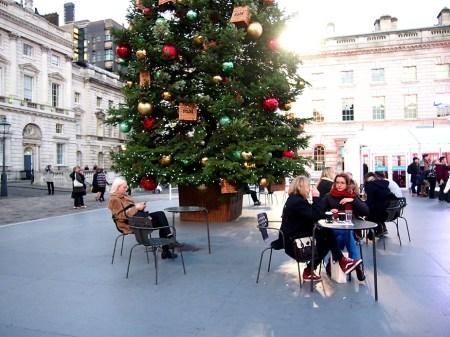 Guía de Londres en Navidad Somerset House