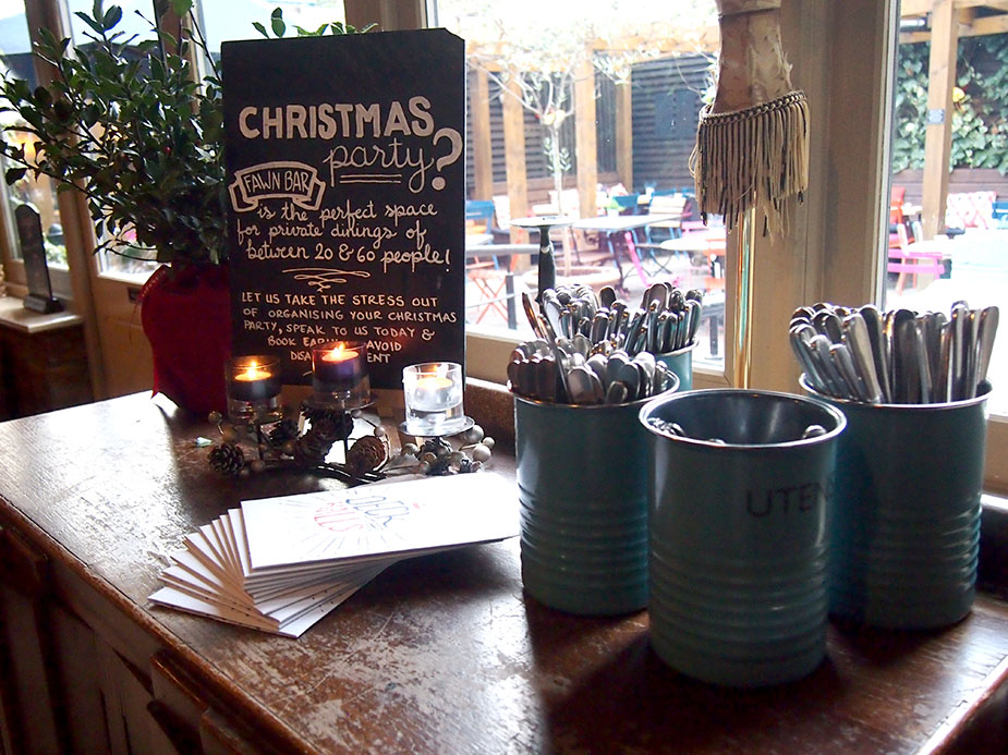 Hampstead en Navidad The-roebuck-detalle