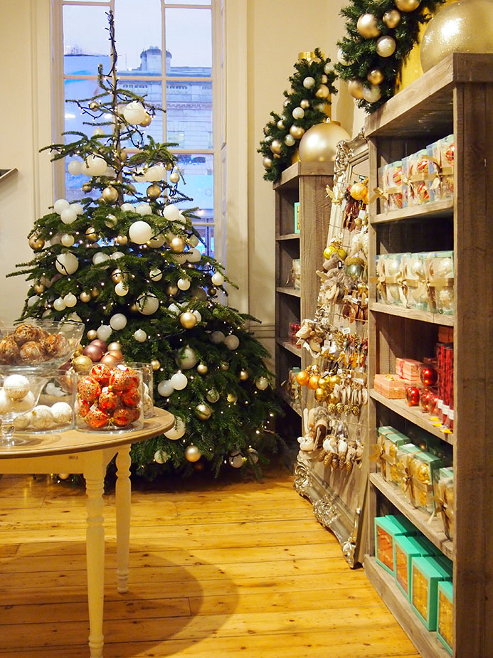 Somerset House en navidad adosnos