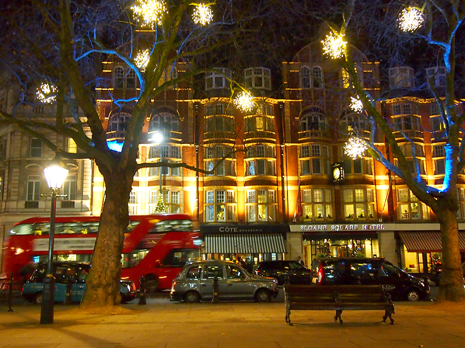 Sloane Square Navidad