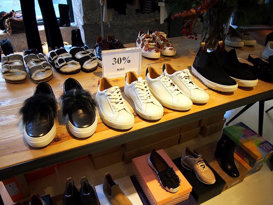 Barrio de las salesas de madrid nac zapatos