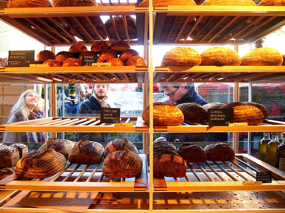 Tiendas de Columbia Road Pavilion Bakery