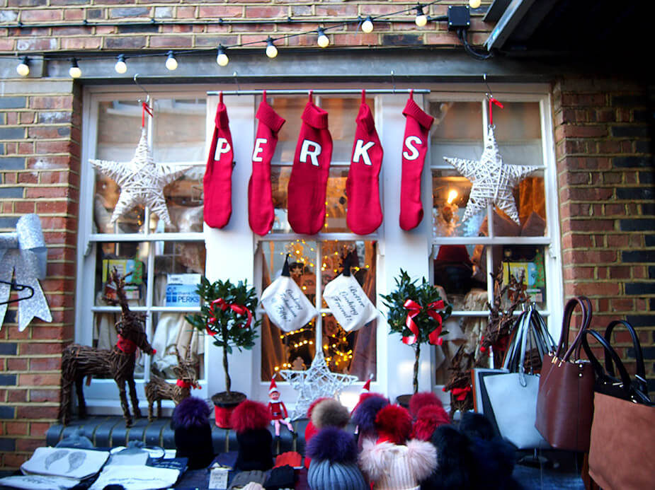 Tiendas de Columbia Road The Courtyard