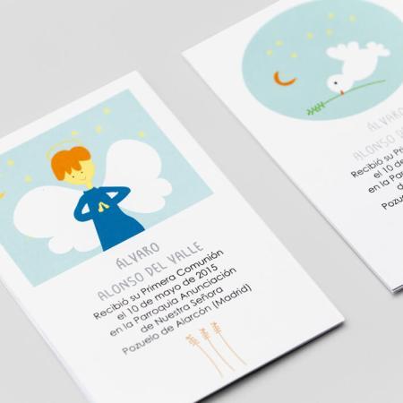 Recordatorios-Primera-Comunión ilustraciones