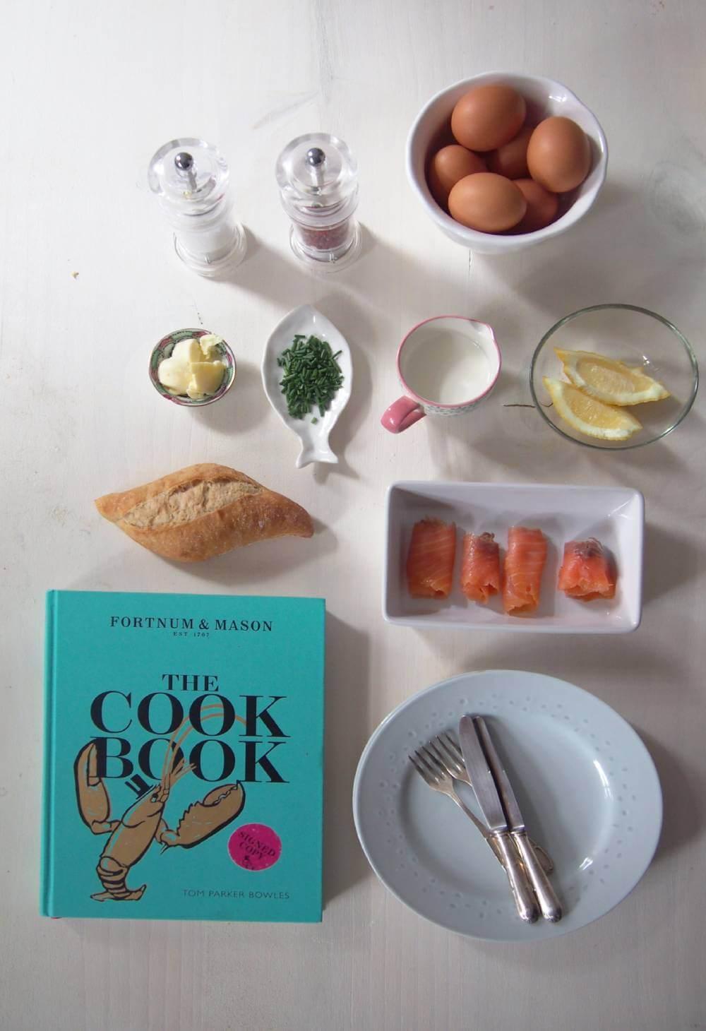 Libro The Cook Book.