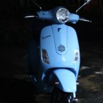 Vespa LX150: style, power, and... coolness. :D
