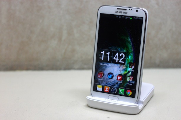 The venerable Galaxy Note 2
