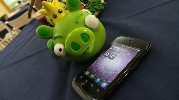 King Pig with the Starmobile Bright