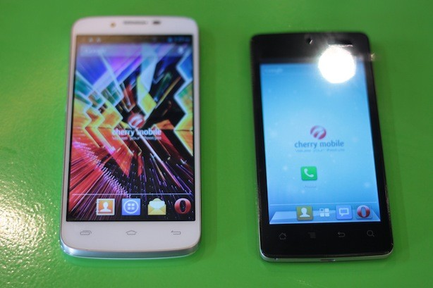 Cherry Mobile Omega HD and Flame 2.0!!!