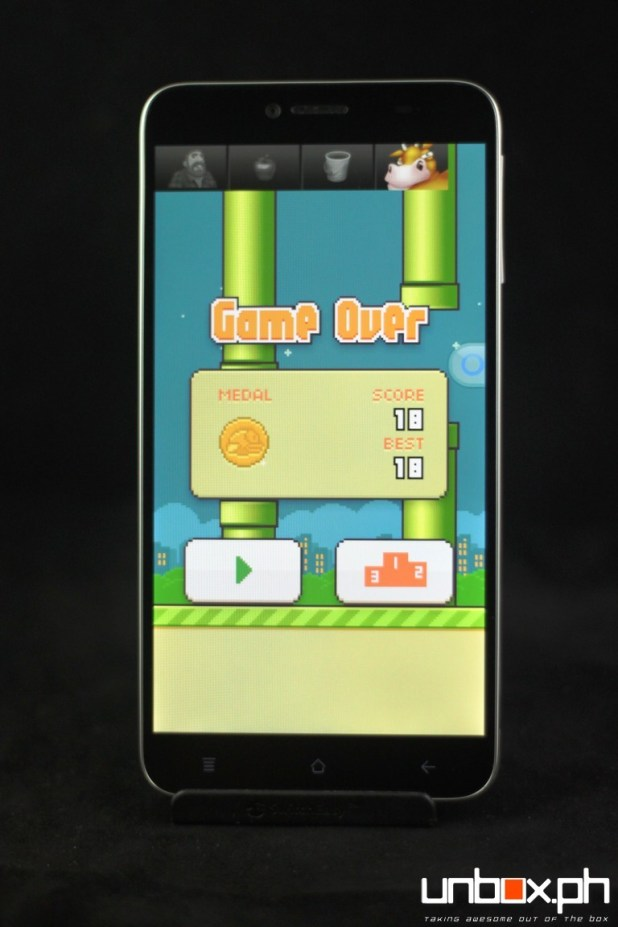 ...to frustrating you to no end with Flappy Bird. Incidentally, we hate this game with a burning passion.