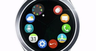 Watch the TRON-Like Introduction and Showcase of the Samsung Gear S2