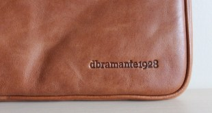 Gorgeous pure leather material. Smells like leather too!