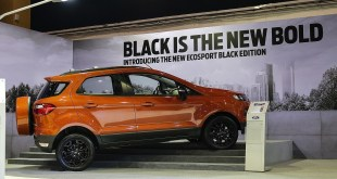 Ford Outs New Limited Edition Ecosport, Everest Variants At MIAS