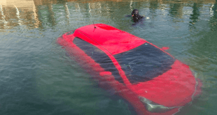 #Wagtularan: Woman Drives Into Lake Because Of GPS
