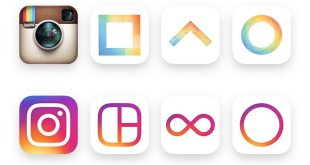 Instagram New Icons
