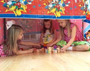 Disney Preschool Playdate Ideas for #DisneyKids